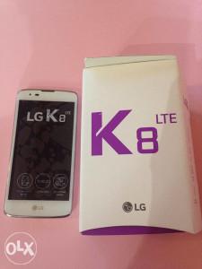 LG K8, NOVI MODEL 2016