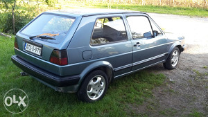 Volkswagen Golf 2 1.6 DIZEL-EXTRA STANJE!!