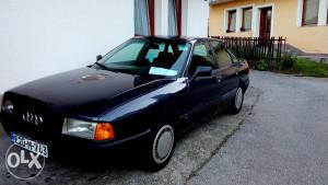 Audi 80 jaje plin registrovan