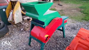 mrvilica krunjac mlin na traktorski pogon