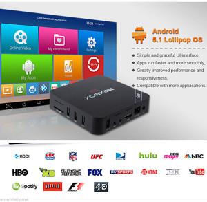 NEXBOX A95 TV BOX 4K 8GB KODI smart TV