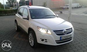 VW TIGUAN 2,0 TDI ,,HIGHLINE,, AUTOMATIK 4X4