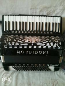 Harmonika Morbidoni Cassotto