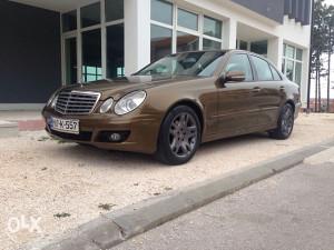 Mercedes E200 CDI Modificirani
