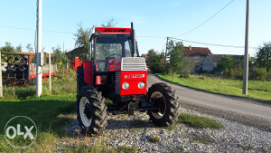 Traktor Zetor Crystal 8545