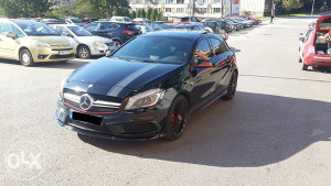 Mercedes A45 AMG 4MATIC EDITION1