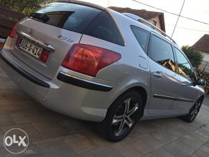 Peugeot 407 sw 2.0 hdi