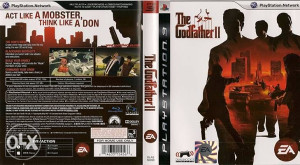 The Godfather 2 PS3
