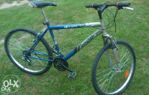 "Biciklo NEVADA ESPERIA....gume 26"""