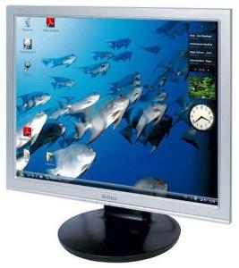 "Belinea lcd monitor 17"", boja siva"
