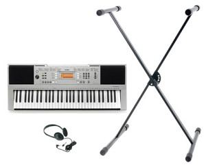 klavijatura YAMAHA PSR-E353  set