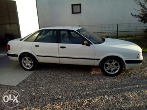 Audi 80 B4 Plin