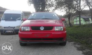 VW Polo Stranac