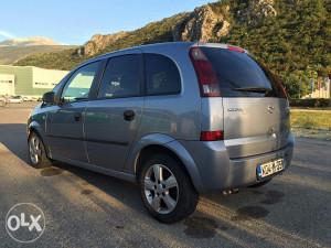 Opel Meriva dizel tek registrovana