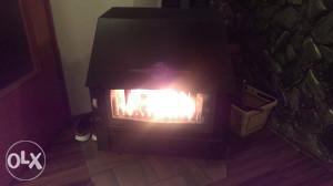 Kamin alfa plam centralno/etazno grijanje