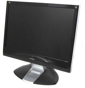 Viewsonic lcd monitor 22-sa manjim kvarom