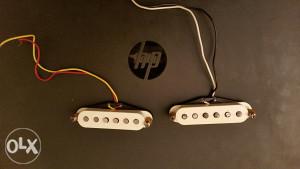 Fender Strat Tex-Mex magneti pickupi