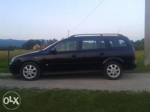 Opel Astra G Karavan