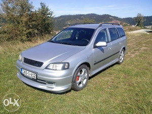 Opel Astra G Irmscher LPG