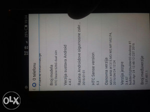 HTC 626G DUAL SIM