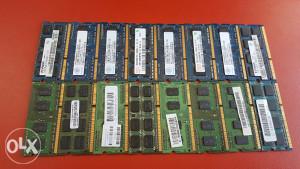 RAM DDR3 2GB / LAPTOP