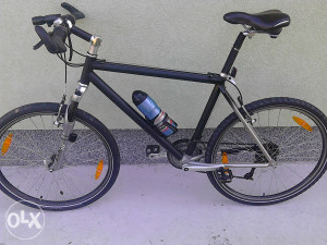 Trekking biciklo