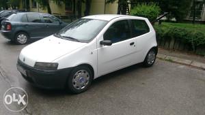 Fiat Punto 2001,1,9 dizel 44kw 4-5 l NA 100km