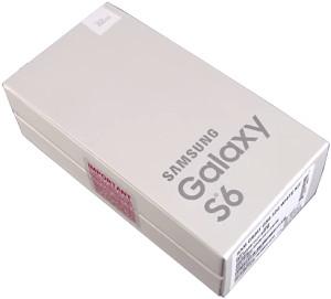 SAMSUNG GALAXY S6 WHITE 32 GB