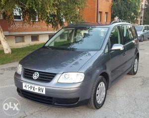 VW Touran 1.9 tdi 2005 god