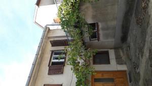 Kuća u Mostaru, Ograda-Donja Mahala
