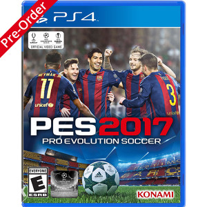 PES 17 PS4 PLAYSTATION 4+GRATIS HIT IGRE