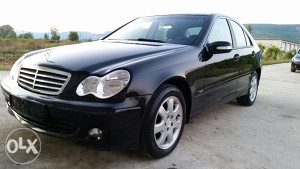 Mercedes c 200 cdi 220 cdi njemacke tablice