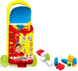 -30% kocke i kolica  za djecu 2u1 igračke