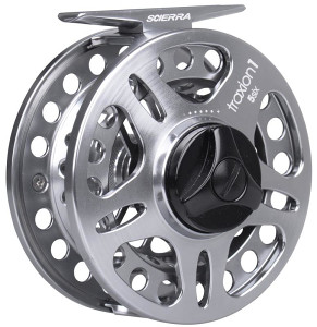 Scierra fly cekrk Traxion 1 Fly Reel # 5/6 Silver""