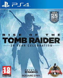 RISE OF THE TOMB RAIDER PS4 + GRATIS TOP IGRE