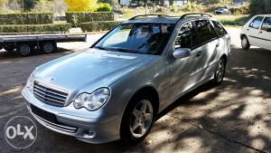 Mercedes w203 c klasa 200 cdi 220 cdi 2006 GOD
