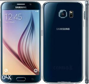 Samsung S6 NOVO!!!