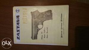 Pištolj Cz 7,65