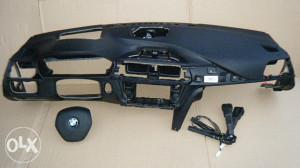 Airbag set BMW 1,2,3,4,5,6,7  X3X4,X5,X6