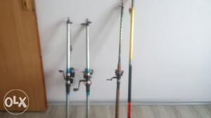 Stapovi za ribolov