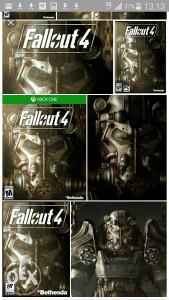 Fallout 4 Pc dvd