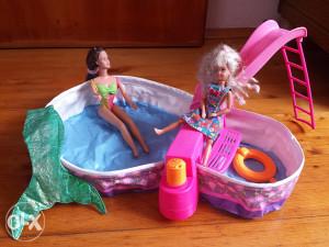 Barbie bazen, igracke za djevojcice