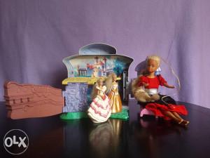 Babie dvorac, igracke za djevojcice