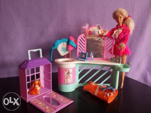 Barbie studio, igracke za djevojcice