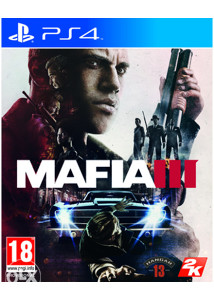 MAFIA III 3 (PlayStation 4 - PS4)