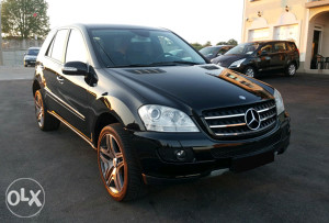 Mercedes-Benz ML 280 v6 CDI 4 Matic