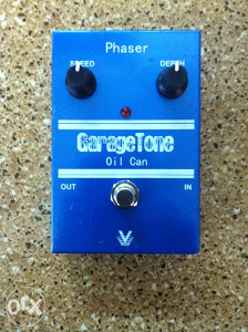 PHASER GarageTone-Oil Can
