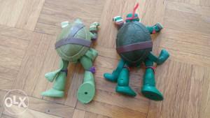 Orginalne nindže kornjače. Playmates 2014 vis 16 cm