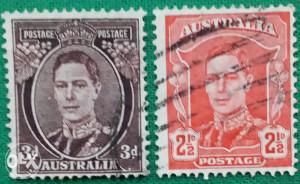 Australija 1942 - Poštanske marke - 2136