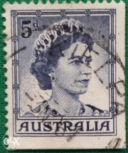 Australija 1959 - Poštanske marke - 2141